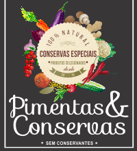 Patês, Antepastos, Pimentas e Conservas